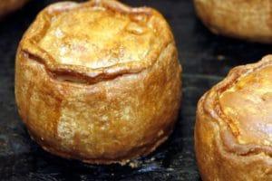 Hand-Raised Pork Pies